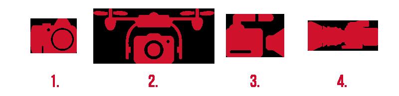 listing cameras