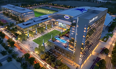 Is Frisco the New Sports Mecca for North Texas?