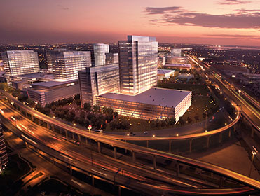 Company Headquarters and New Jobs at Plano's Legacy West