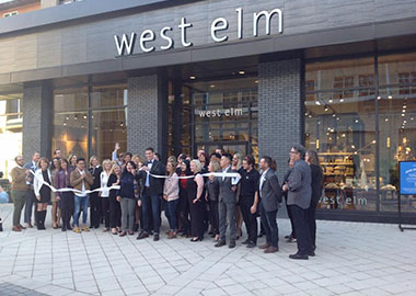 West Elm Opens at Legacy West