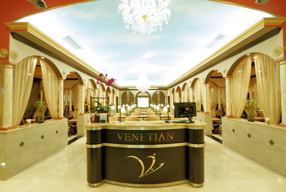 Venetian Nail Spa to Offer Free Pedicures! - The Real McCoys