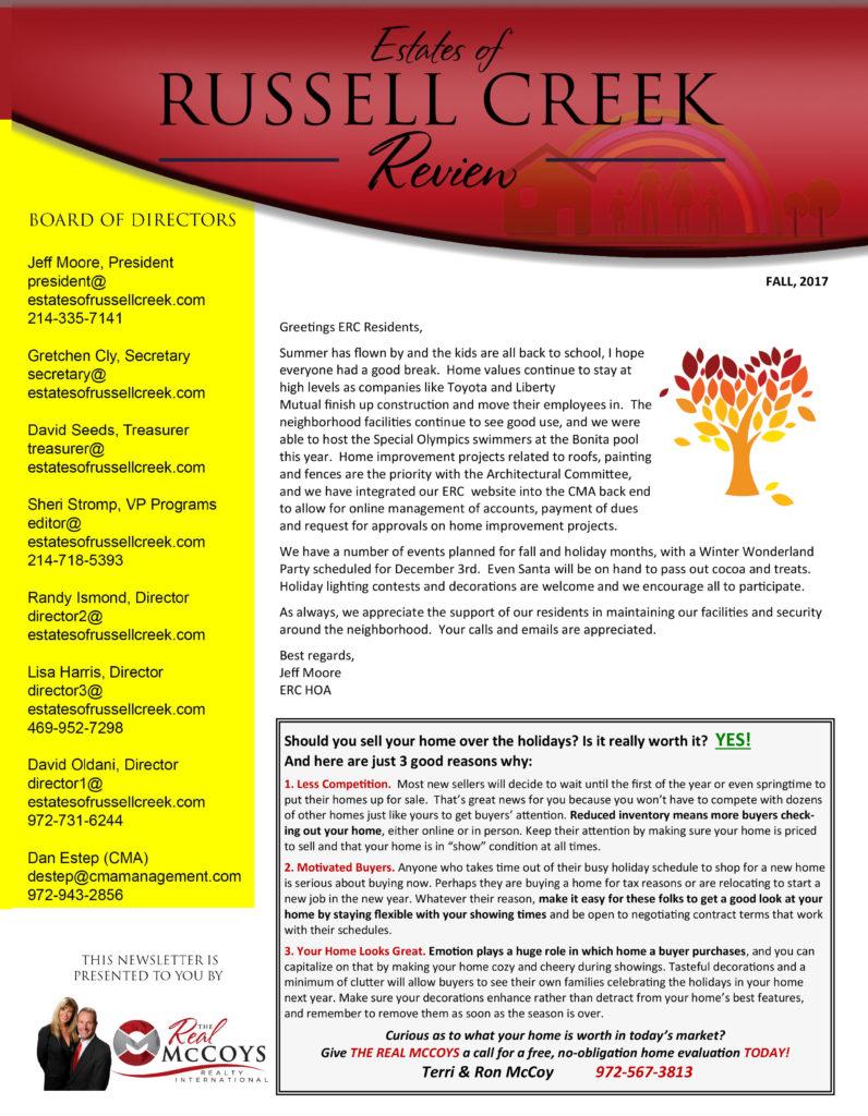 Fall NewsletterQ4 Final-1