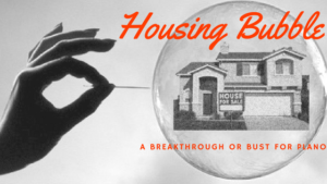Housing Bubble a breakthrough or bust for dallas,fort worth, metroplex, frisco, plano collin county texas real estate