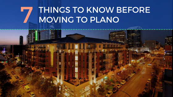7 Things to Know Before Moving to Plano