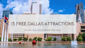 15 Free Dallas Texas Attractions Pegasus Mall Dallas Symphony