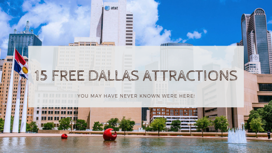 15 Free Dallas Texas Attractions Pegasus Mall Dallas Symphony