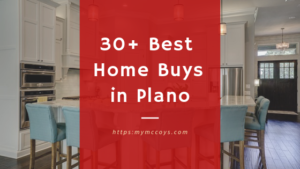 30+ Best Home Buys in Plano Texas