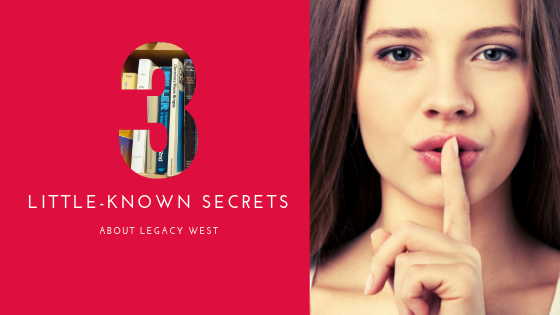 3 Little Known Secrets of Legacy West Plano Texas 2019