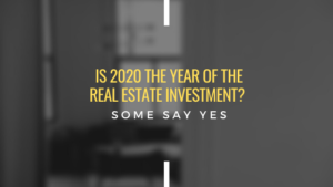 Is 2020 the Year of Real Estate Investing Some Say Yes Plano Texas Housing